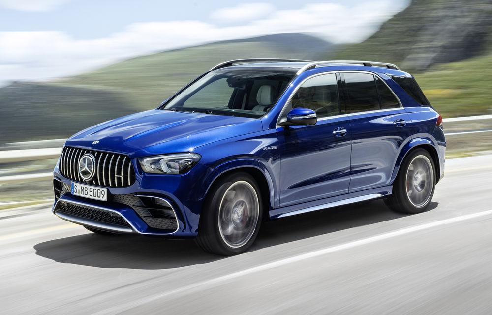 Prețuri pentru noile SUV-uri de performanță din portofoliul Mercedes: AMG GLE 63 S pornește de la aproape 144.000 de euro, iar GLS 63 pleacă de la peste 161.000 de euro - Poza 1