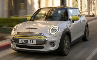 BMW a primit 8.000 de comenzi pentru primul Mini electric: Mini Cooper SE este disponibil și în România pentru 33.000 de euro
