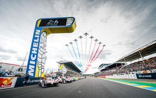Cursa de 24 de ore de la Le Mans, amânată pentru luna septembrie: datele celorlalte etape vor fi anunțate ulterior
