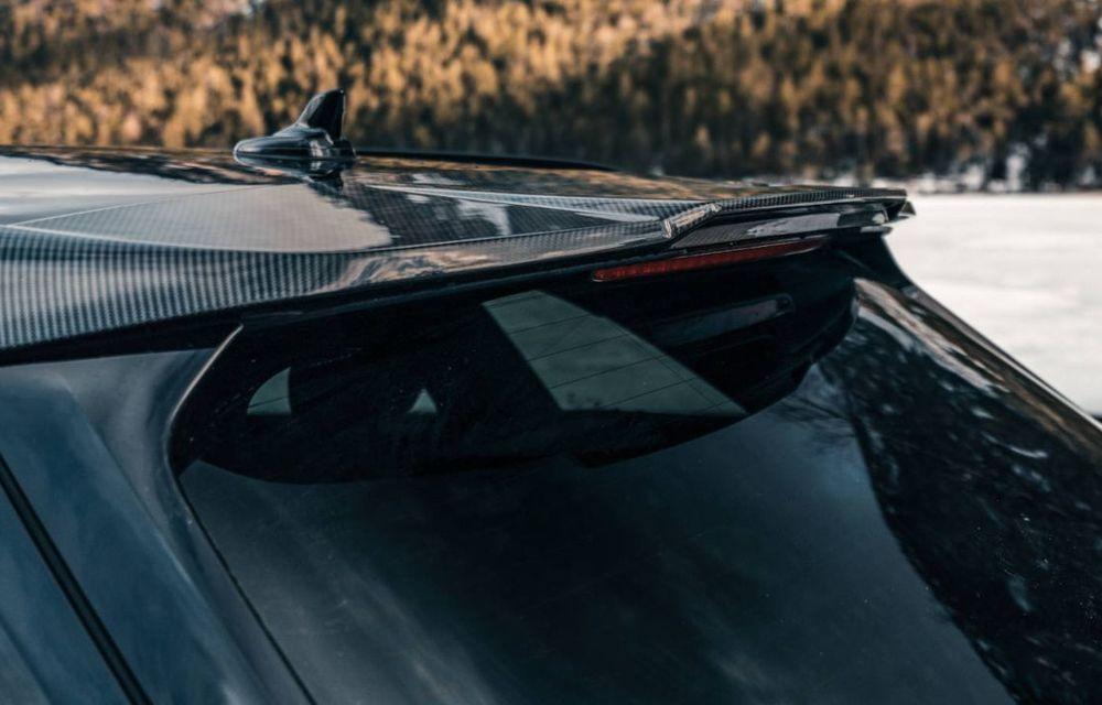 Modificări pentru Audi RS4 Avant facelift din partea ABT: motorul V6 biturbo dezvoltă acum 530 CP și 680 Nm - Poza 5