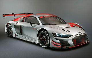 Audi a înregistrat denumirea R8 Green Hell: nemții ar putea lansa o versiune de stradă inspirată de actualul model de circuit R8 LMS GT3