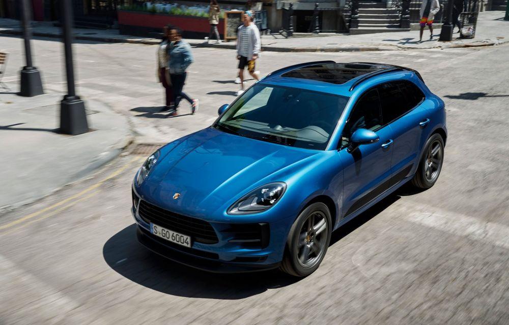 Oficial: Porsche Macan electric vine în 2022. Taycan Cross Turismo va fi lansat anul acesta - Poza 1