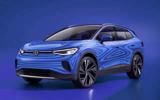 Primul hot-hatch electric Volkswagen va fi un SUV: ID.4 GTX