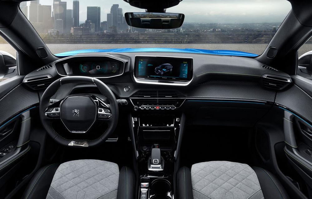 Prețuri pentru noul Peugeot e-2008: SUV-ul electric pleacă de la aproape 33.500 de euro - Poza 2