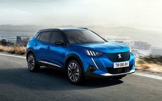 Prețuri pentru noul Peugeot e-2008: SUV-ul electric pleacă de la aproape 33.500 de euro