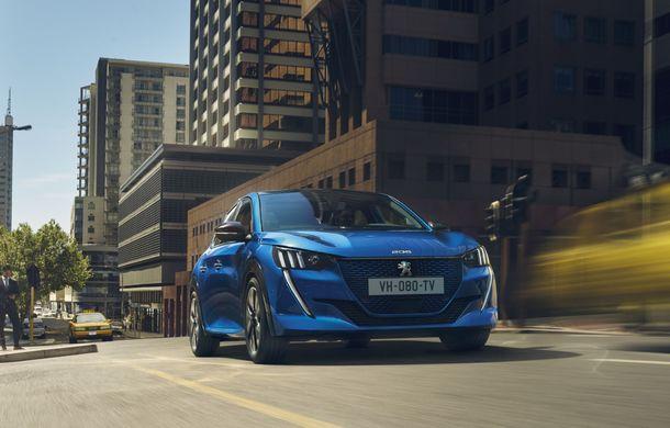Peugeot anticipează că va putea produce doar mașini electrice din 2030: francezii se pregătesc pentru interzicerea vânzărilor de mașini cu motoare termice - Poza 1