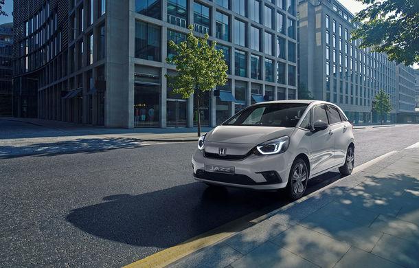 Prețuri pentru noua generație Honda Jazz: modelul nipon pornește de la 23.850 de euro și este disponibil doar cu un sistem hibrid de propulsie - Poza 2