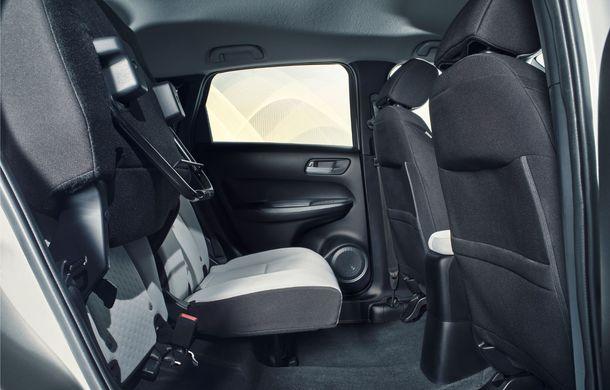 Prețuri pentru noua generație Honda Jazz: modelul nipon pornește de la 23.850 de euro și este disponibil doar cu un sistem hibrid de propulsie - Poza 17