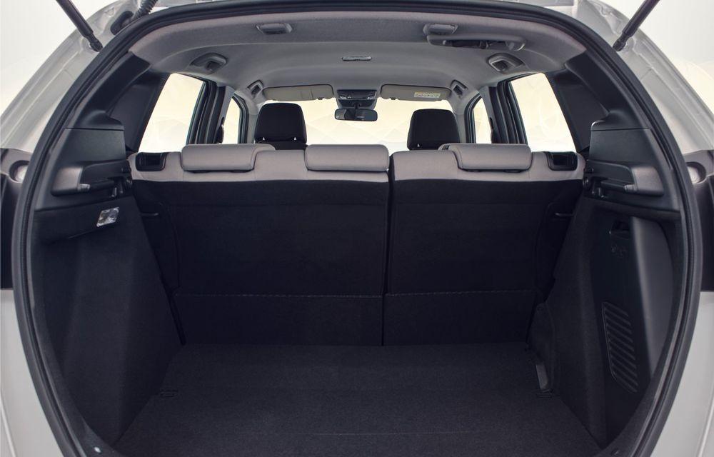 Prețuri pentru noua generație Honda Jazz: modelul nipon pornește de la 23.850 de euro și este disponibil doar cu un sistem hibrid de propulsie - Poza 11