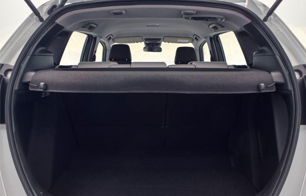 Prețuri pentru noua generație Honda Jazz: modelul nipon pornește de la 23.850 de euro și este disponibil doar cu un sistem hibrid de propulsie - Poza 12
