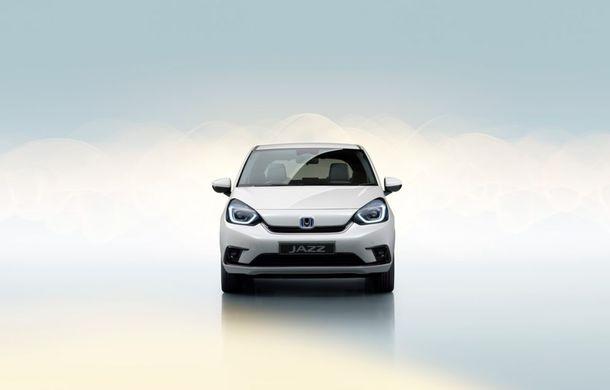 Prețuri pentru noua generație Honda Jazz: modelul nipon pornește de la 23.850 de euro și este disponibil doar cu un sistem hibrid de propulsie - Poza 4