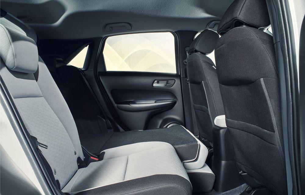 Prețuri pentru noua generație Honda Jazz: modelul nipon pornește de la 23.850 de euro și este disponibil doar cu un sistem hibrid de propulsie - Poza 18