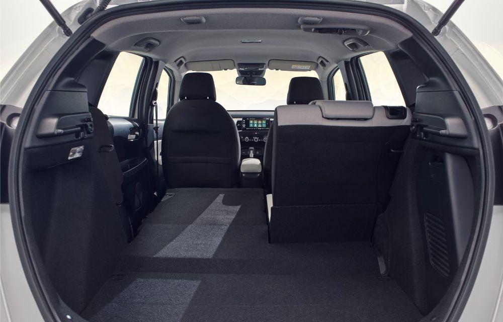 Prețuri pentru noua generație Honda Jazz: modelul nipon pornește de la 23.850 de euro și este disponibil doar cu un sistem hibrid de propulsie - Poza 14