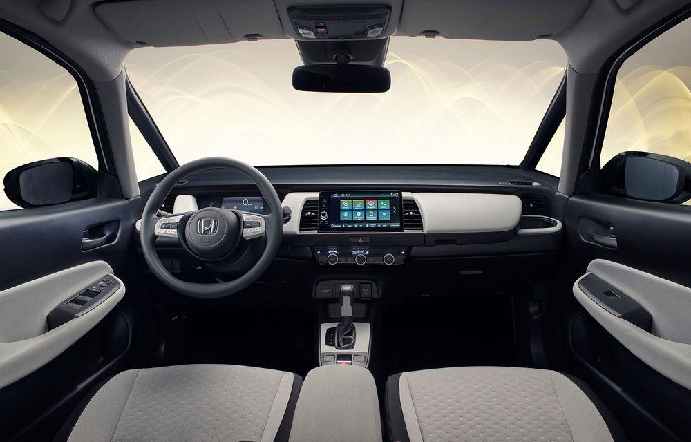 Prețuri pentru noua generație Honda Jazz: modelul nipon pornește de la 23.850 de euro și este disponibil doar cu un sistem hibrid de propulsie - Poza 10