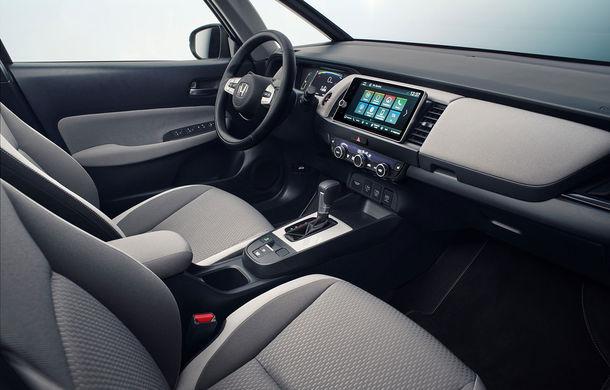 Prețuri pentru noua generație Honda Jazz: modelul nipon pornește de la 23.850 de euro și este disponibil doar cu un sistem hibrid de propulsie - Poza 9