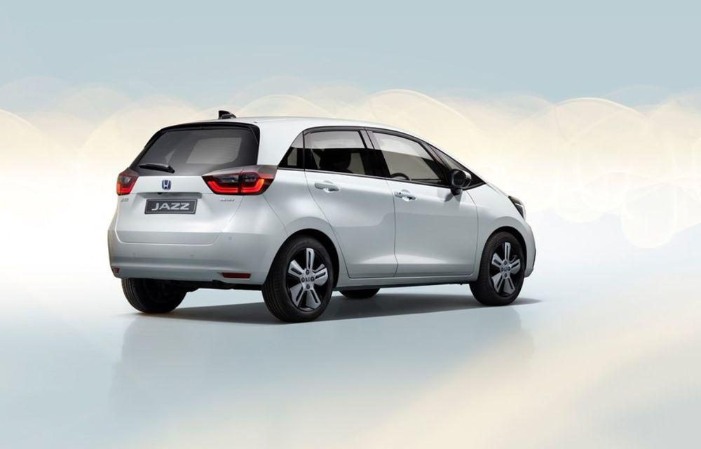 Prețuri pentru noua generație Honda Jazz: modelul nipon pornește de la 23.850 de euro și este disponibil doar cu un sistem hibrid de propulsie - Poza 5