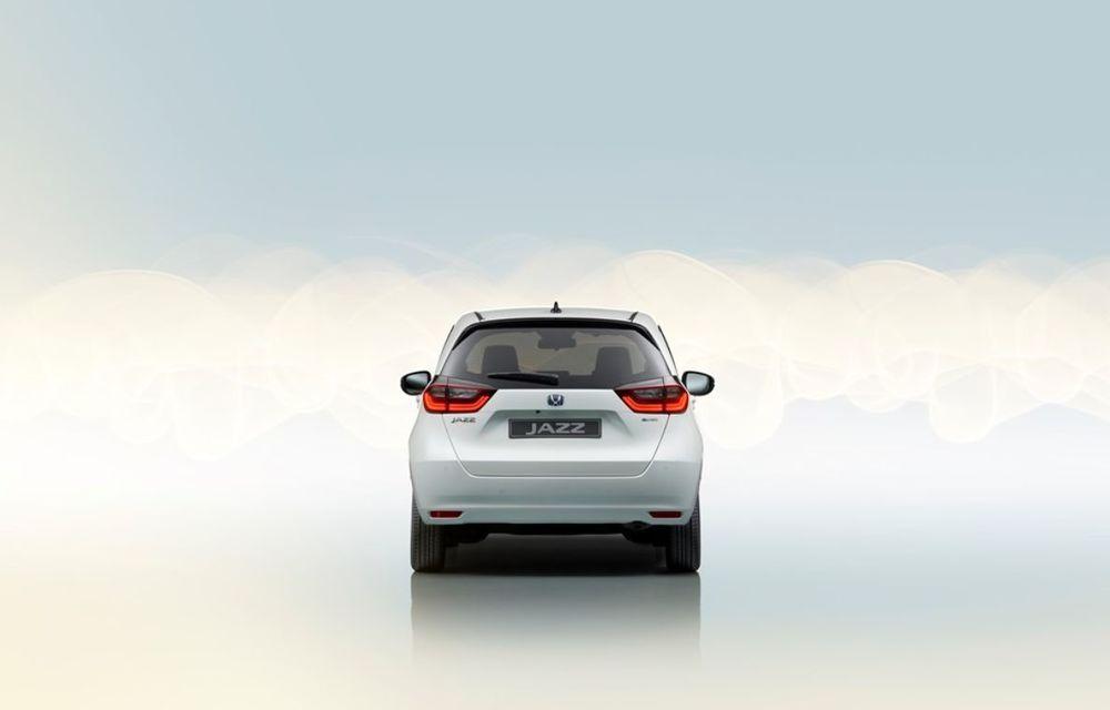 Prețuri pentru noua generație Honda Jazz: modelul nipon pornește de la 23.850 de euro și este disponibil doar cu un sistem hibrid de propulsie - Poza 7