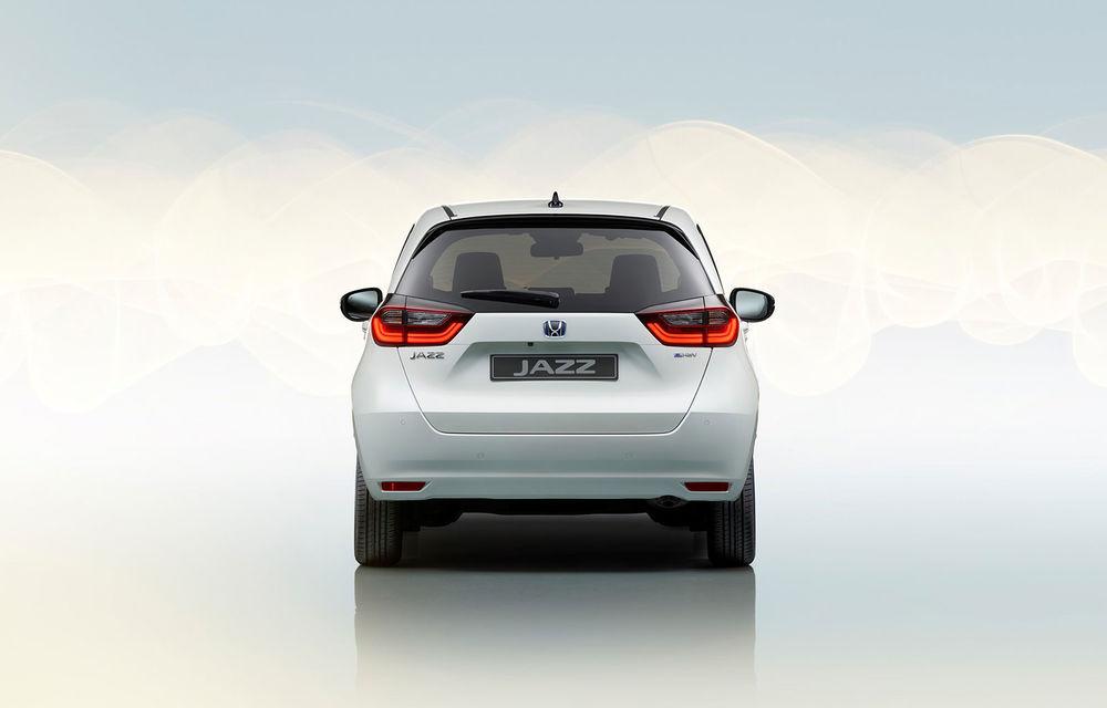 Prețuri pentru noua generație Honda Jazz: modelul nipon pornește de la 23.850 de euro și este disponibil doar cu un sistem hibrid de propulsie - Poza 3