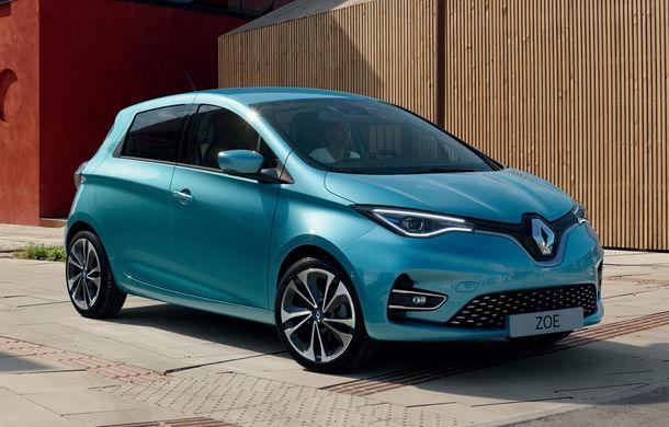 Renault Zoe rămâne cea mai înmatriculată mașină electrică în Europa și în luna februarie: e-Golf și Model 3 completează podiumul - Poza 1