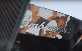 Un nou teaser video cu viitorul Lamborghini destinat circuitului: motor V12 aspirat natural cu 830 CP