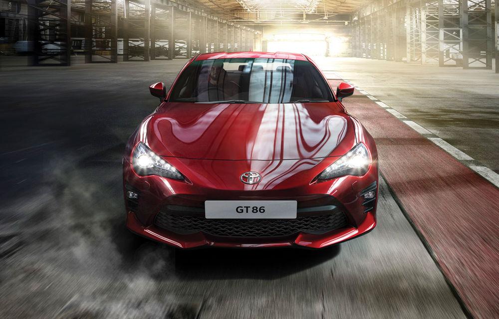 Informații despre succesorul lui Toyota GT86: modelul se va numi GR86 și va fi lansat în 2021 - Poza 1