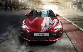 Informații despre succesorul lui Toyota GT86: modelul se va numi GR86 și va fi lansat în 2021