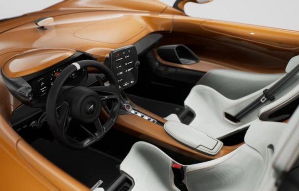 McLaren Elva a primit un pachet special din partea MSO: omagiu adus modelului de competiții McLaren M6A - Poza 3