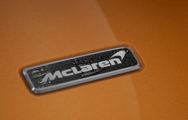McLaren Elva a primit un pachet special din partea MSO: omagiu adus modelului de competiții McLaren M6A - Poza 4