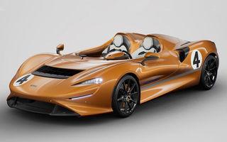 McLaren Elva a primit un pachet special din partea MSO: omagiu adus modelului de competiții McLaren M6A