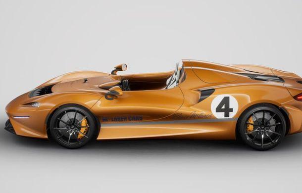 McLaren Elva a primit un pachet special din partea MSO: omagiu adus modelului de competiții McLaren M6A - Poza 2