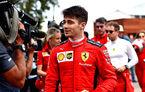 """Leclerc anticipează o nouă luptă echilibrată cu Vettel: """"Lipsa unui contract pentru sezonul 2021 nu îl va destabiliza"""""""
