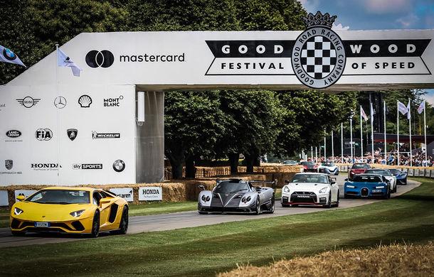 Goodwood Festival of Speed a fost amânat: noua dată va fi anunțată în următoarele săptămâni - Poza 1
