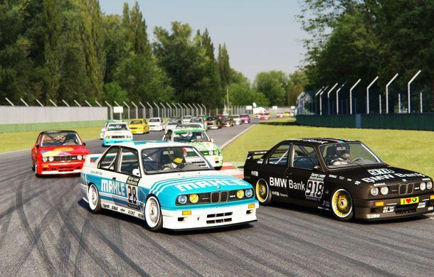 Etapele de sim racing din cadrul Racing League Romania vor beneficia de transmisiune televizată: etapa a treia se va desfășura pe circuitul de la Imola - Poza 5