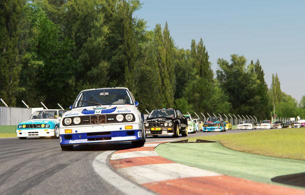 Etapele de sim racing din cadrul Racing League Romania vor beneficia de transmisiune televizată: etapa a treia se va desfășura pe circuitul de la Imola - Poza 1
