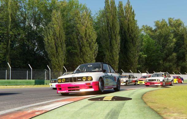 Etapele de sim racing din cadrul Racing League Romania vor beneficia de transmisiune televizată: etapa a treia se va desfășura pe circuitul de la Imola - Poza 2