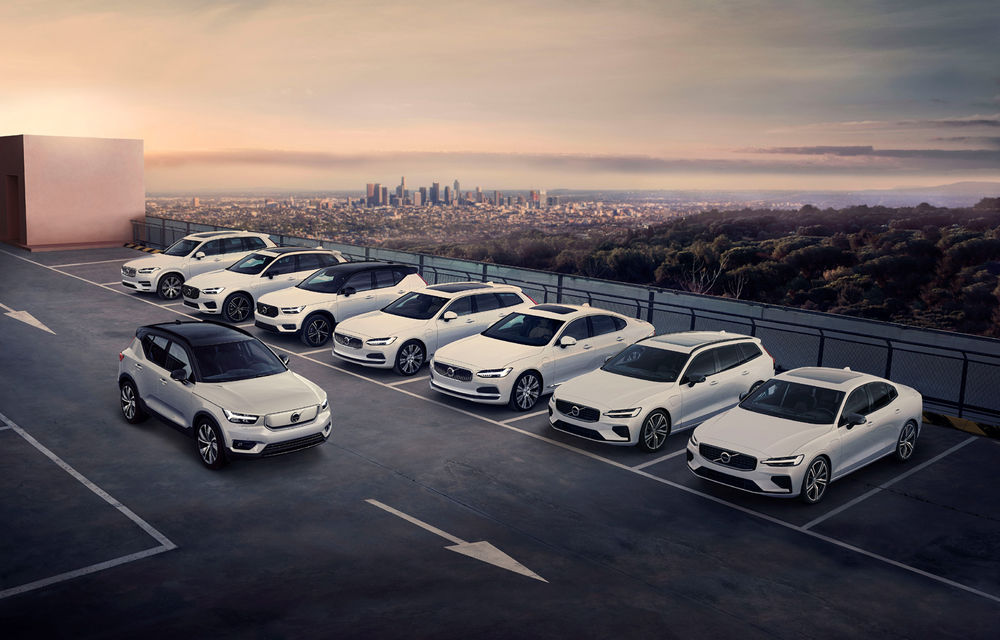 Volvo aniversează 10 ani de la achiziționarea de către chinezii de la Geely: vânzările au crescut cu peste 50%, iar profitul s-a majorat de 9 ori - Poza 1