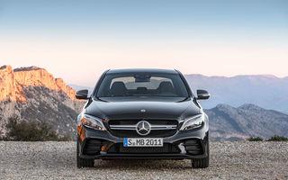 Video. Viitorul Mercedes-Benz Clasa C, spionat în timpul testelor de iarnă: modelul ar putea fi lansat în octombrie