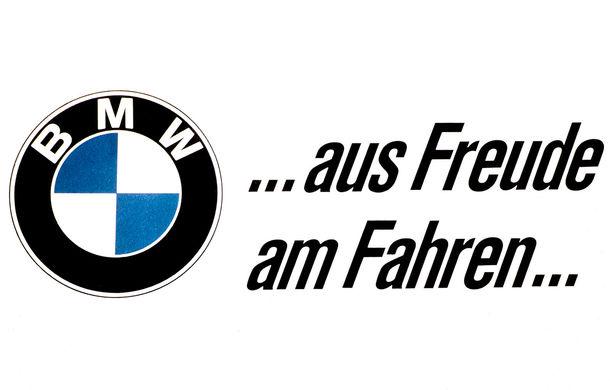 """Sloganul """"Plăcerea de a conduce"""" împlinește 55 de ani: sintagma care definește esența mărcii BMW a fost adoptată oficial în 1965 - Poza 1"""