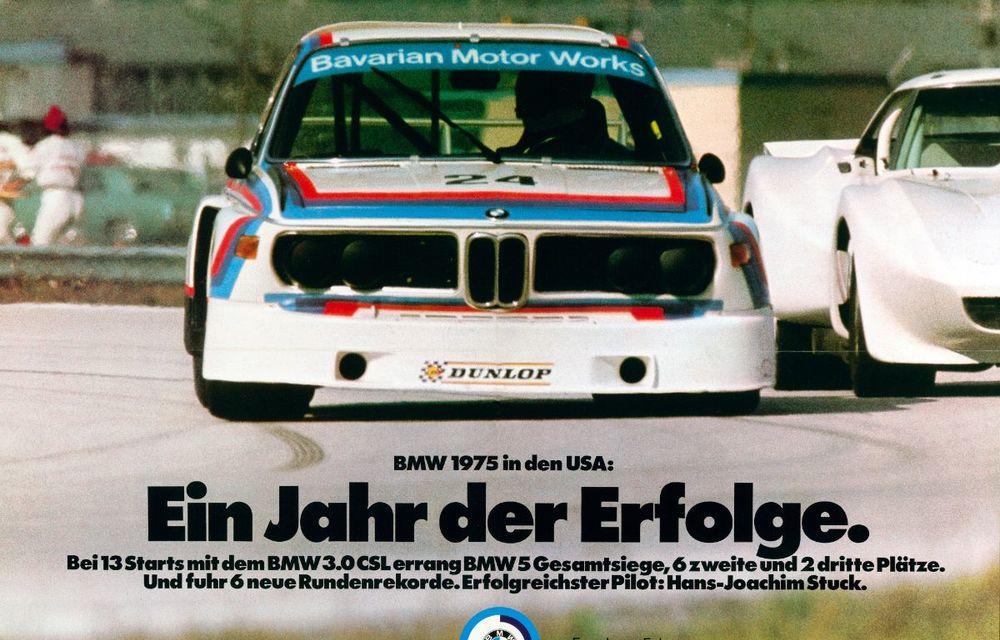 """Sloganul """"Plăcerea de a conduce"""" împlinește 55 de ani: sintagma care definește esența mărcii BMW a fost adoptată oficial în 1965 - Poza 10"""