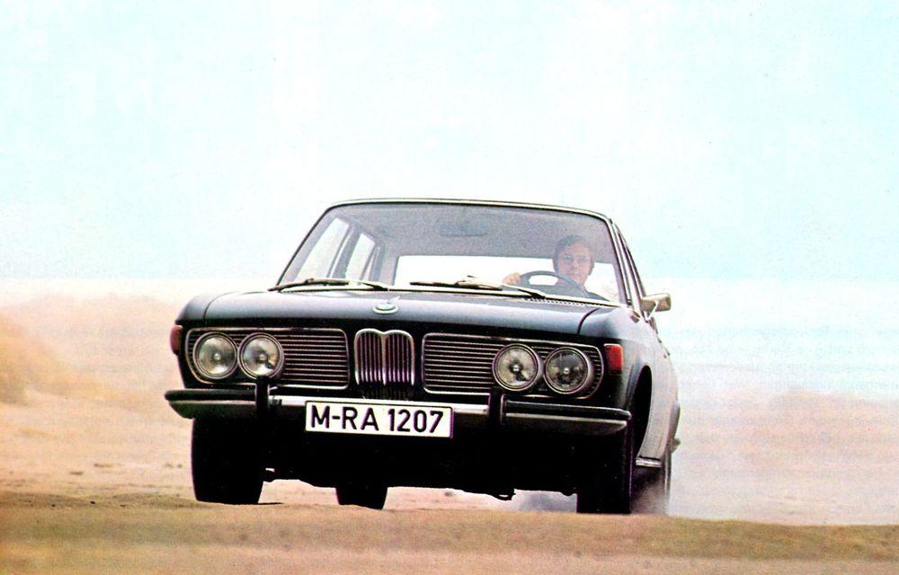 """Sloganul """"Plăcerea de a conduce"""" împlinește 55 de ani: sintagma care definește esența mărcii BMW a fost adoptată oficial în 1965 - Poza 7"""