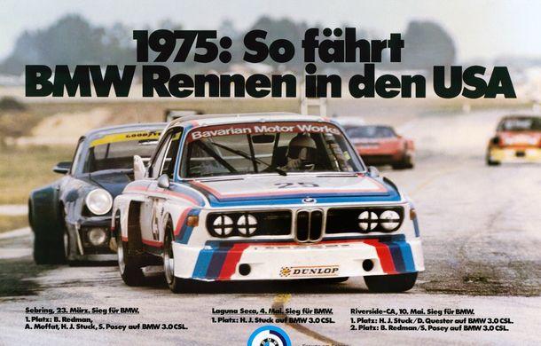 """Sloganul """"Plăcerea de a conduce"""" împlinește 55 de ani: sintagma care definește esența mărcii BMW a fost adoptată oficial în 1965 - Poza 11"""