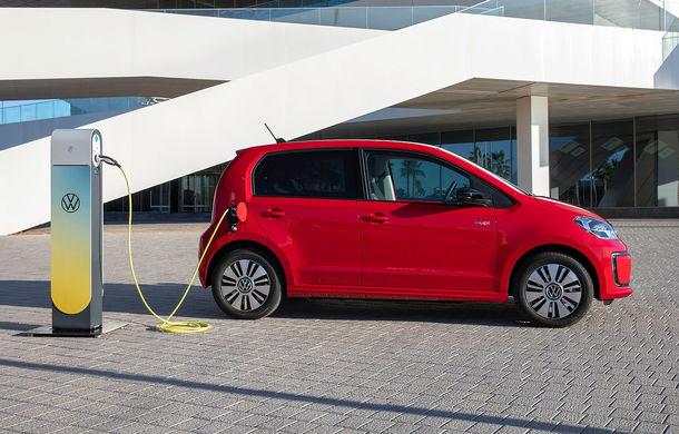 Volkswagen e-Up!, versiunea electrică a modelului de oraș, face performanță în Europa: aproape 20.000 de comenzi primite în primele trei luni ale anului - Poza 1