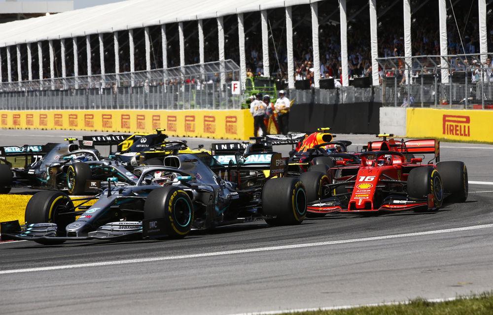 FIA anunță schimbări în regulamentul Formulei 1: pneurile cu jante de 18 inch, amânate pentru 2022 - Poza 1
