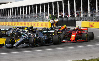 FIA anunță schimbări în regulamentul Formulei 1: pneurile cu jante de 18 inch, amânate pentru 2022