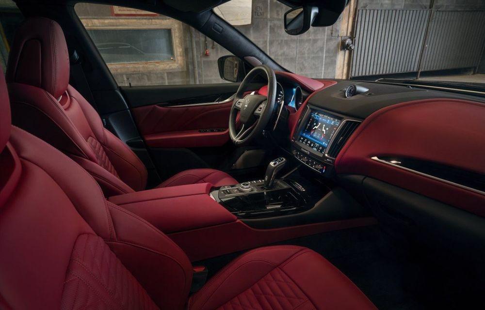 Maserati Levante Trofeo, preparat de Novitec: 624 CP și 820 Nm pentru SUV-ul italian - Poza 12