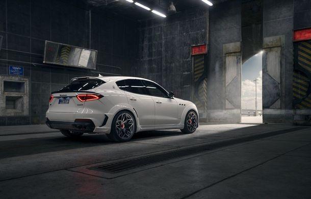 Maserati Levante Trofeo, preparat de Novitec: 624 CP și 820 Nm pentru SUV-ul italian - Poza 6