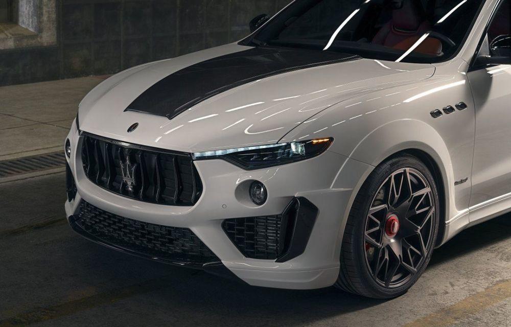 Maserati Levante Trofeo, preparat de Novitec: 624 CP și 820 Nm pentru SUV-ul italian - Poza 10