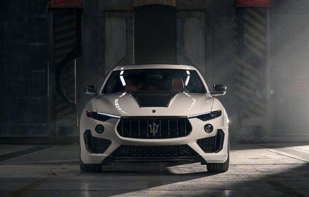 Maserati Levante Trofeo, preparat de Novitec: 624 CP și 820 Nm pentru SUV-ul italian - Poza 7