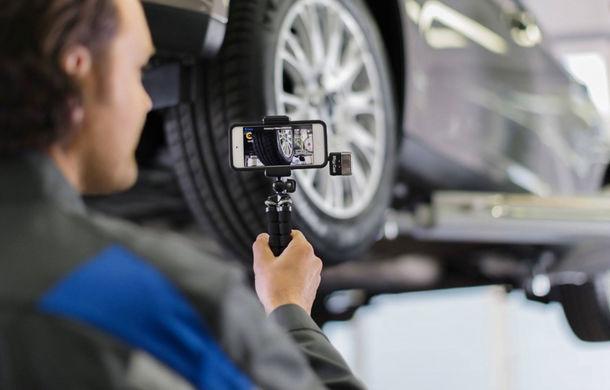 Ford România lansează campania #StaiAcasă și introduce un nou serviciu: preluarea și returnarea mașinii la locuința sau sediul clienților - Poza 1