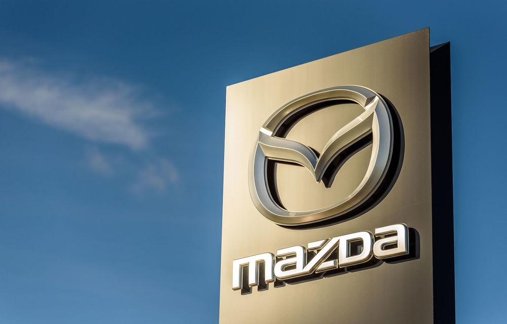 Mazda a oprit temporar activitatea în fabrici: producție suspendată la uzinele din Japonia, Mexic și Thailanda - Poza 1